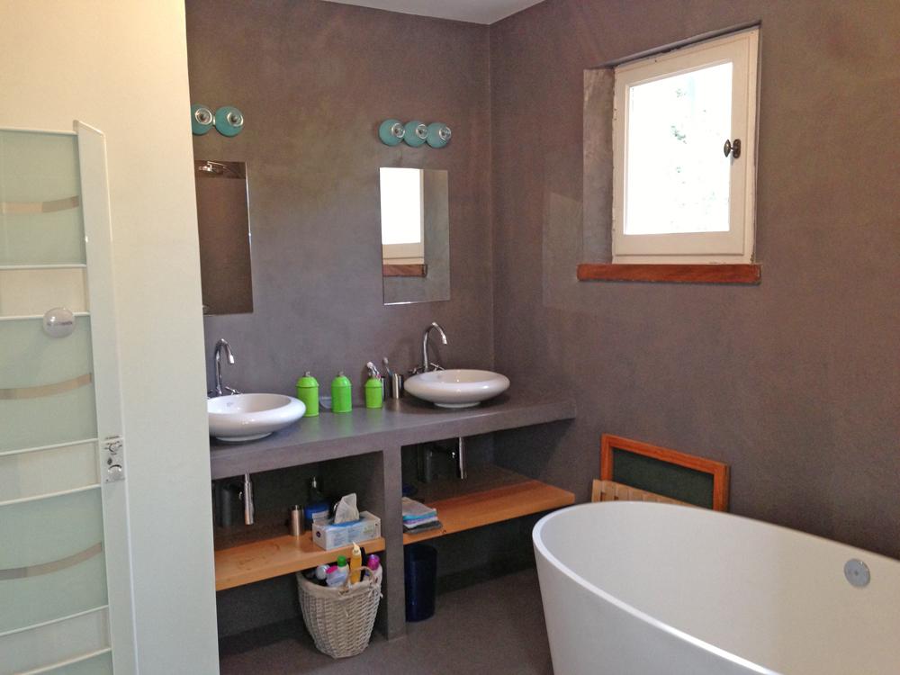 Salles de bain for Salle de bain douche wc